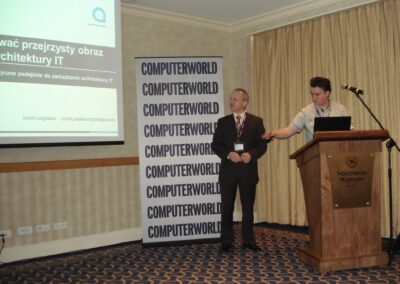 IT Architecture Forum 2011