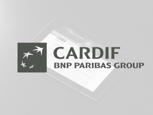 Calcul des cotisations et système de contratation en ligne pour BNP Paribas Cardif