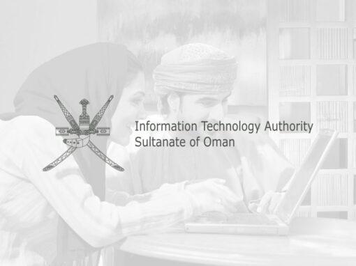 E-transformation à Oman