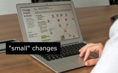 """The transformation game – """"Small"""" changes"""