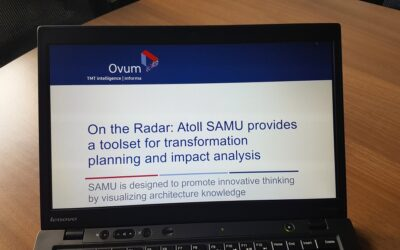 Ovum put Atoll SAMU on its radar