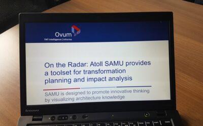Ovum put Atoll SAMU on its radar