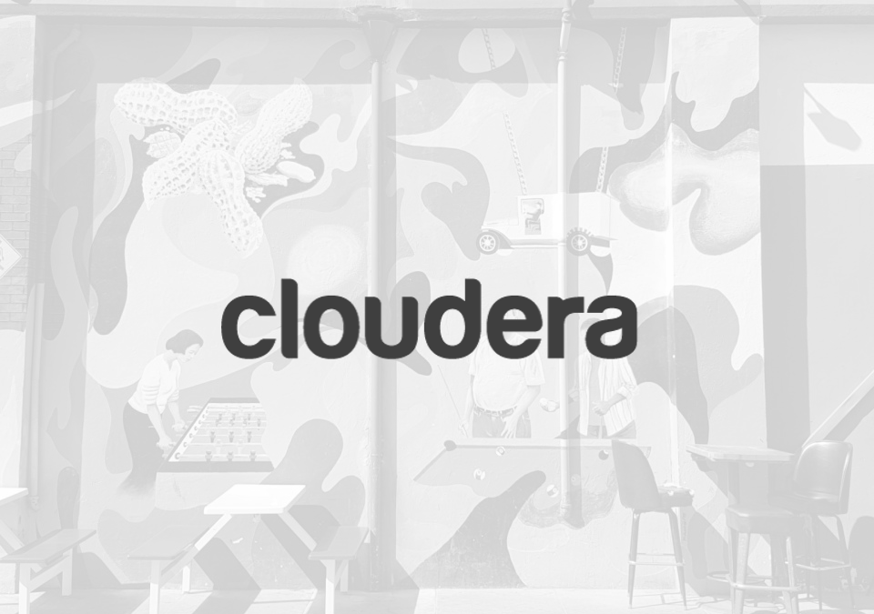IT support for Cloudera